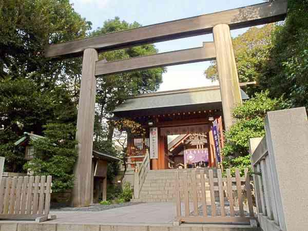 東京大神宮の待ち受けで恋愛成就