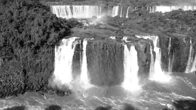 世界遺産 滝 パワースポット