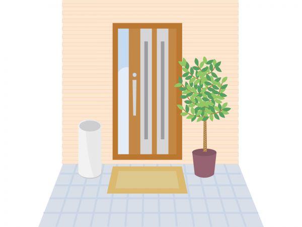 風水を玄関に取り入れて恋愛運アップさせる8の方法