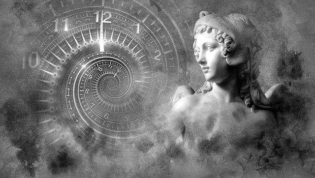 天使 時計 未来 過去 神秘 前世 来世