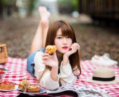 カップル ピクニックデート お弁当