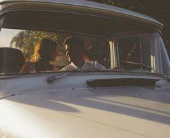 彼氏が超喜ぶ車でイチャイチャする時の6極意