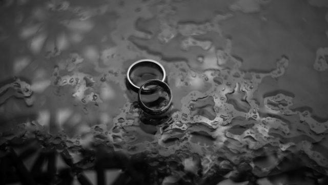 結婚指輪 離婚