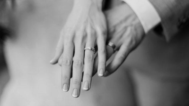 結婚式 結婚指輪