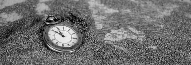 懐中時計 時間 過去 未来